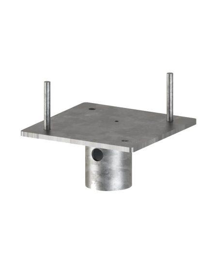 Postech Screw Pile Concrete Head 8 x 8